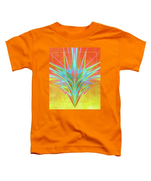Electric Personality  Toddler T-Shirt