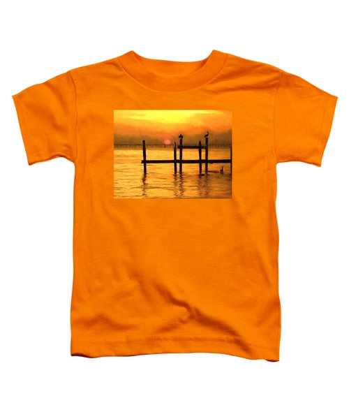 Elements Toddler T-Shirt by Kathy Bassett