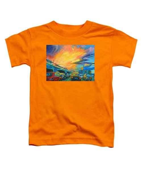 Elevated Toddler T-Shirt