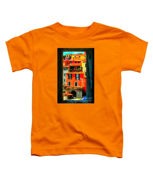 Entry Way Painting Toddler T-Shirt