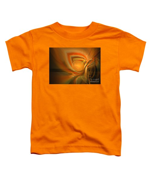 Equilibrium - Abstract Art Toddler T-Shirt
