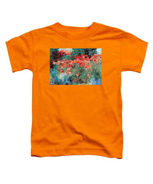 Excitment Toddler T-Shirt
