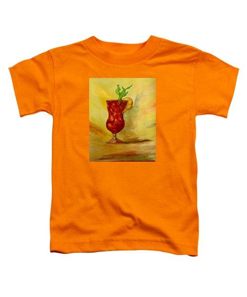 Eye Opener Toddler T-Shirt