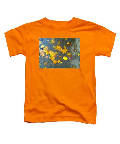 Fading Leaves Toddler T-Shirt