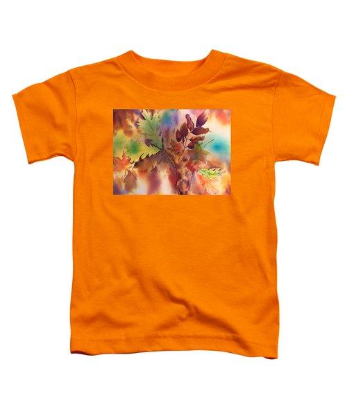 Fall Bouquet Toddler T-Shirt