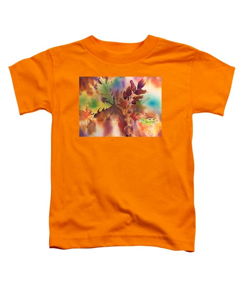 Fall Bouquet Toddler T-Shirt