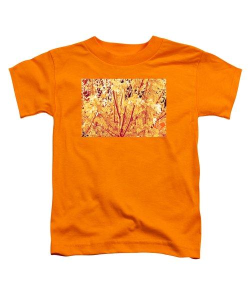 Fall Leaves #1 Toddler T-Shirt