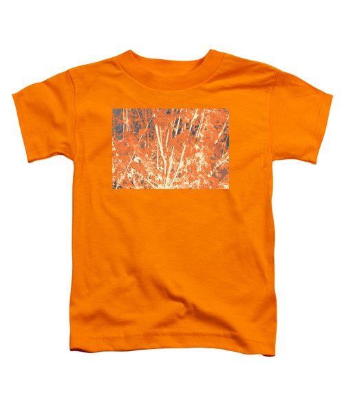 Fall Leaves #3 Toddler T-Shirt