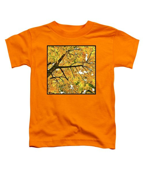 Fall On William Street Toddler T-Shirt