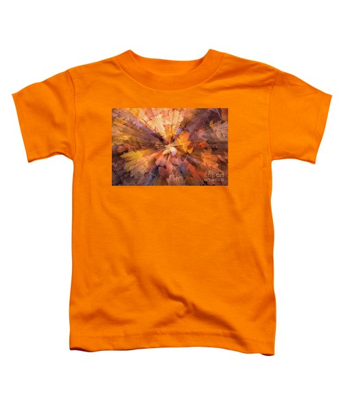 Fall Pizzaz Utah Adventure Landscape Photography By Kaylyn Franks Toddler T-Shirt