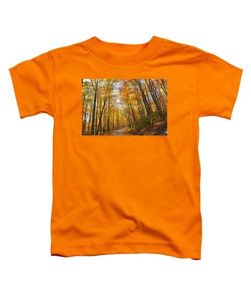 Fall Road Toddler T-Shirt
