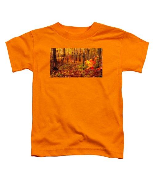 Fall Sugar Bush Toddler T-Shirt