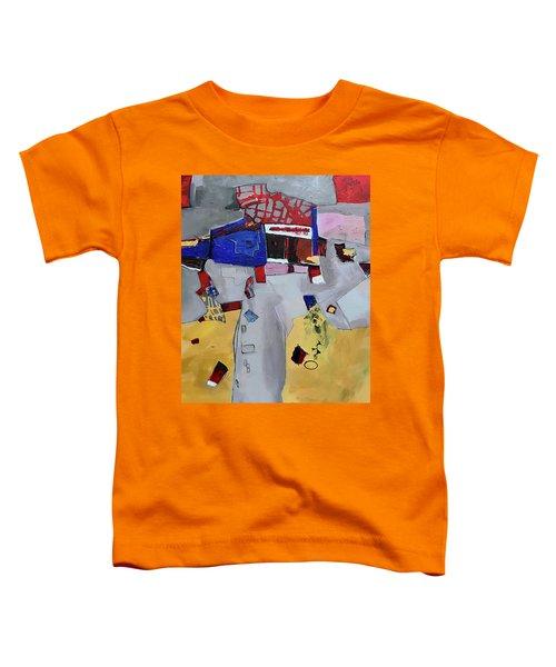 Falling City Toddler T-Shirt