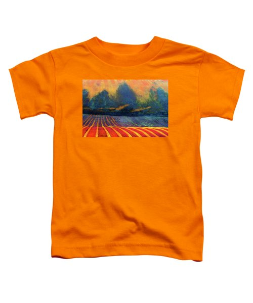 Fallow Field 2 Toddler T-Shirt