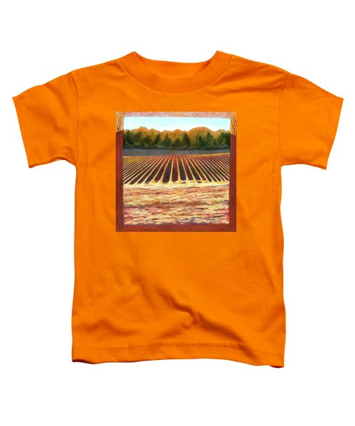Fallow Field Toddler T-Shirt