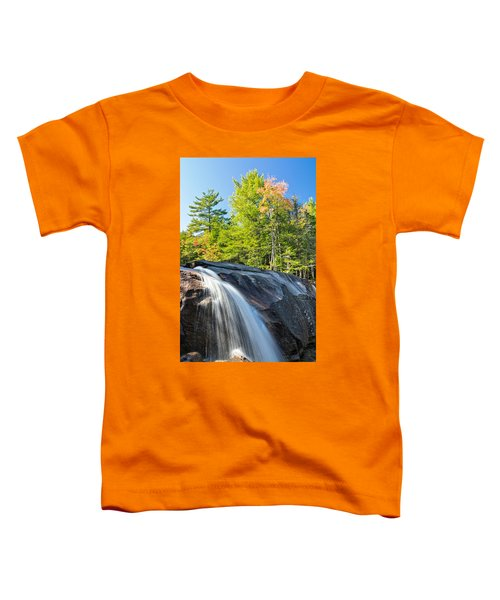 Falls Diana's Baths Nh Toddler T-Shirt