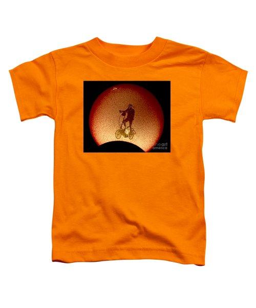 Feel The Burn, Elliptigo Eclipse Toddler T-Shirt