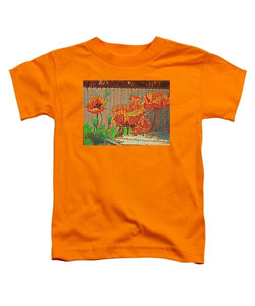 Fence Art Toddler T-Shirt