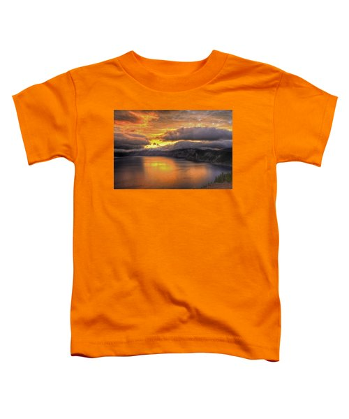 Fire In The Lake #1 Toddler T-Shirt