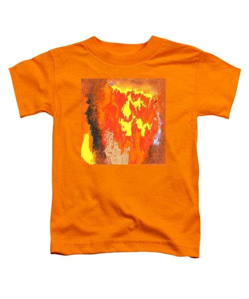 Fire Toddler T-Shirt