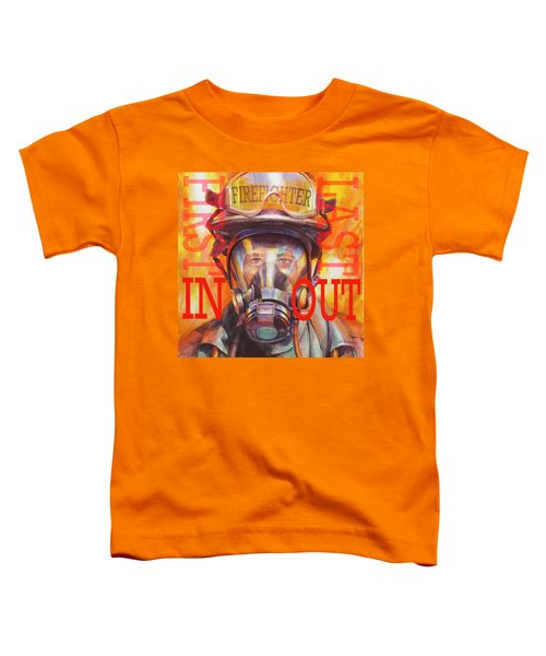 Firefighter Toddler T-Shirt