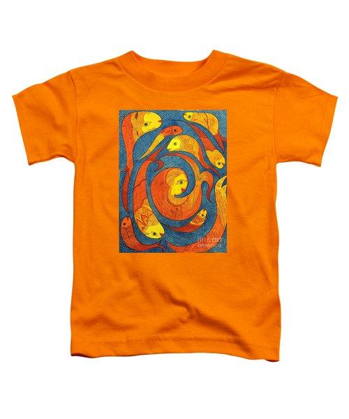 Water Queens  Toddler T-Shirt