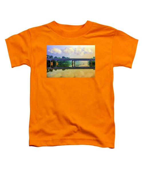 Fishin' For Angels Toddler T-Shirt
