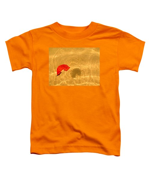 Floating In Gold Toddler T-Shirt