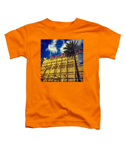 Florida Thunderbird Drive In Toddler T-Shirt