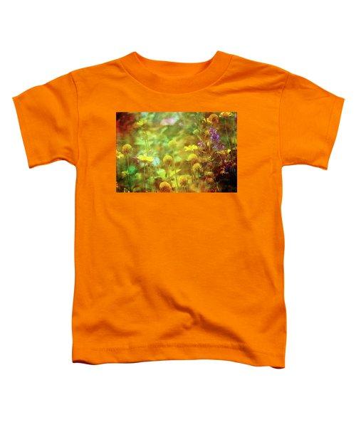 Flower Garden 1310 Idp_2 Toddler T-Shirt