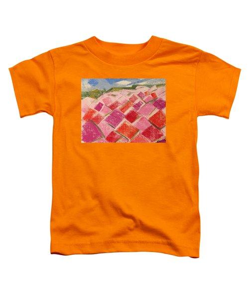 Flowers Fields Toddler T-Shirt