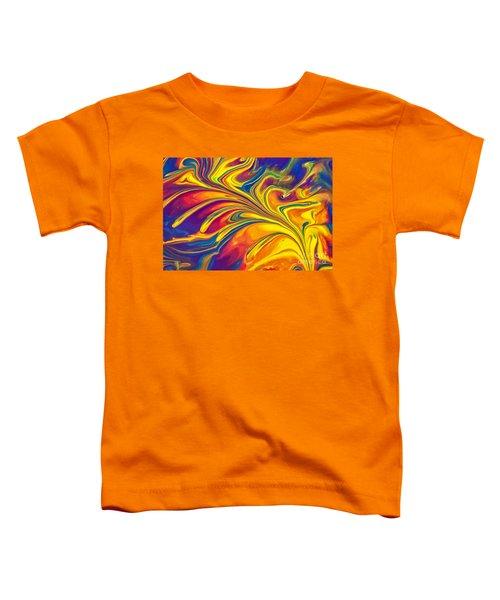 Flying Duck Toddler T-Shirt