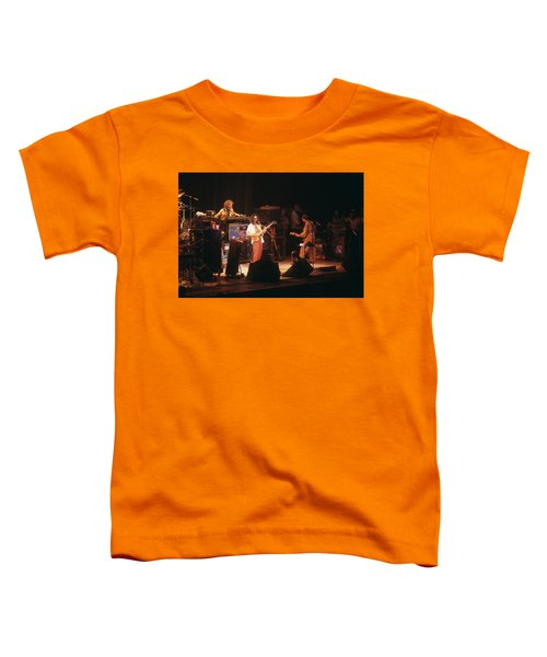 Frank Zappa Toddler T-Shirt