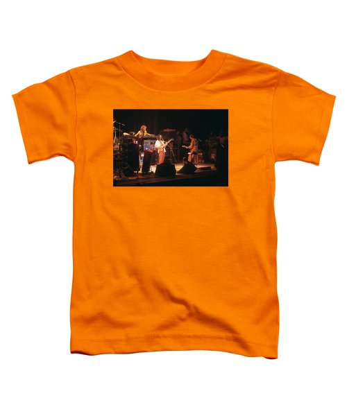 Frank Zappa Toddler T-Shirt