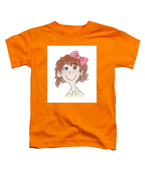 Freckle Face Coco Toddler T-Shirt