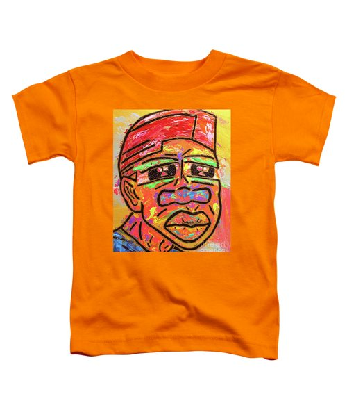 Freddy Freeloader Freeloading Toddler T-Shirt