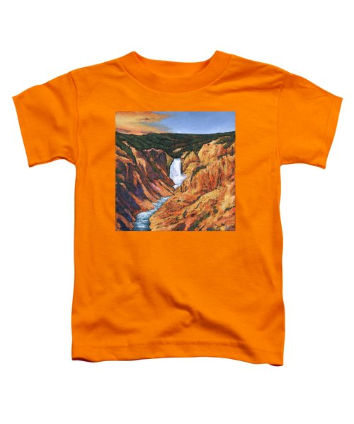 Free Falling Toddler T-Shirt