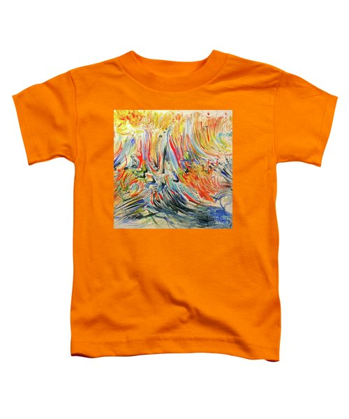From Soul To Canvas Toddler T-Shirt