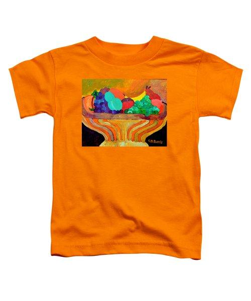 Fruit Bowl 1 Toddler T-Shirt