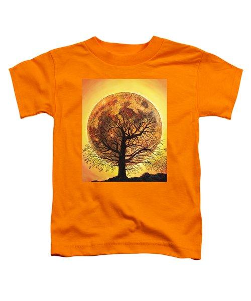 Full Moonrise. Toddler T-Shirt