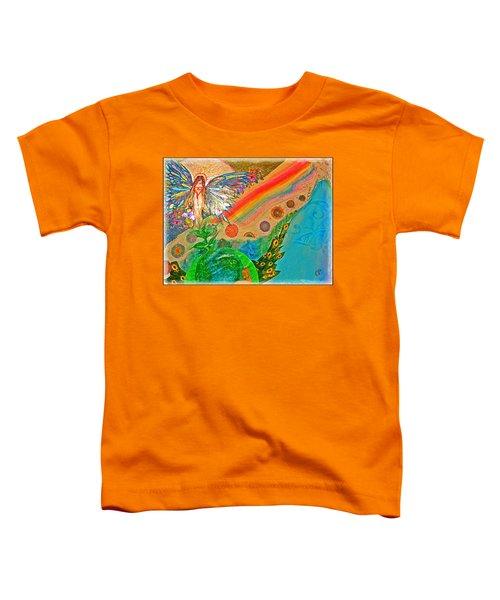 Gaia Toddler T-Shirt