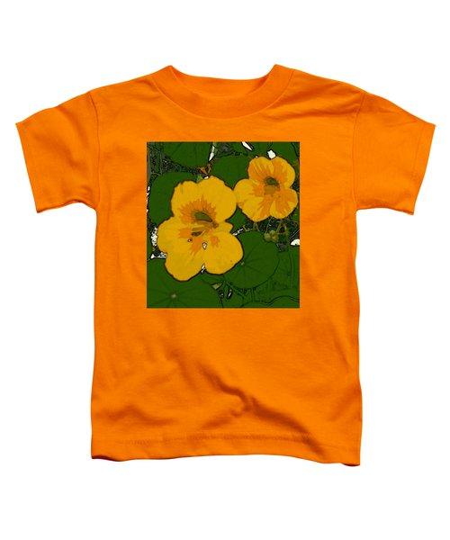 Garden Love Toddler T-Shirt by Winsome Gunning
