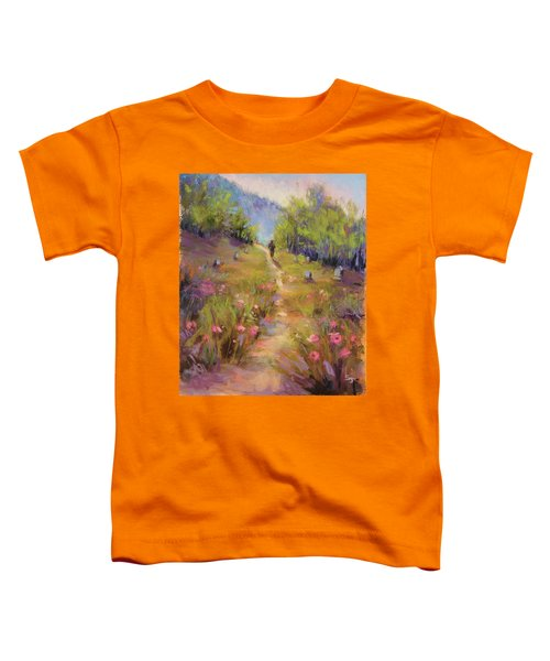 Garden Of Stone Toddler T-Shirt