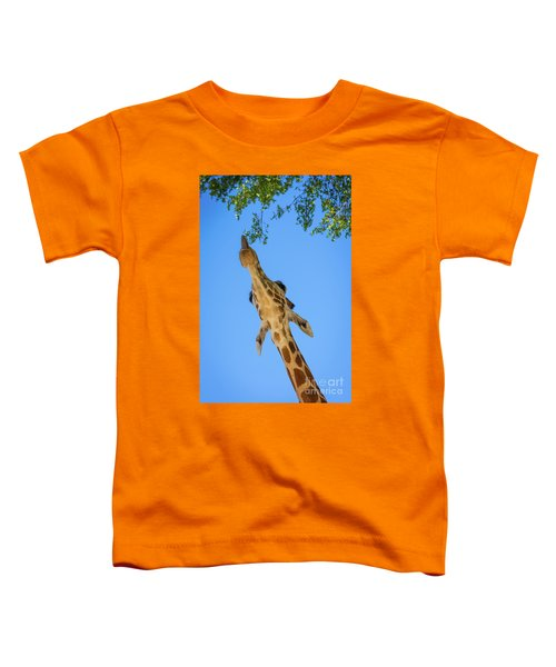 Giraffe Lunch Toddler T-Shirt