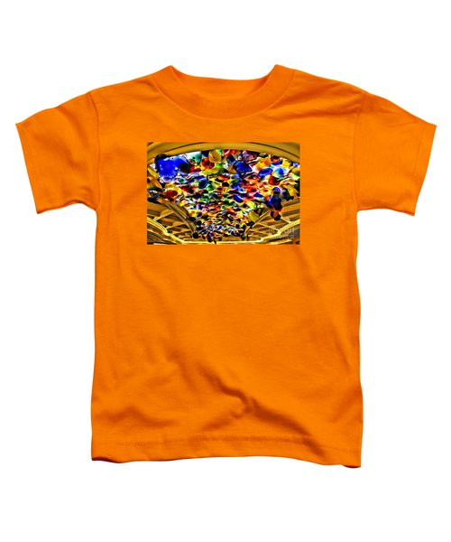 Glass Flowers Toddler T-Shirt