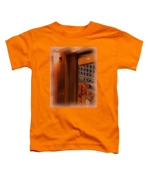 Going Down? Toddler T-Shirt