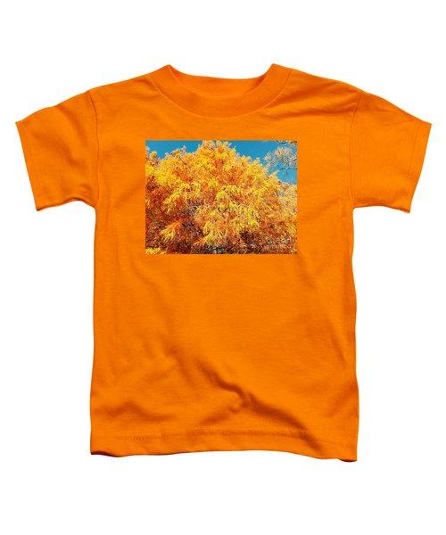 Golden Cypress  Toddler T-Shirt