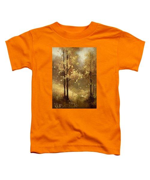 Golden Forest Toddler T-Shirt