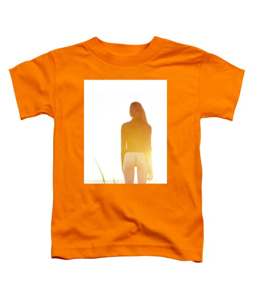 Golden Hour Girl Toddler T-Shirt