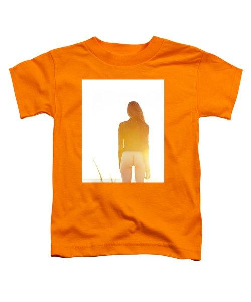 Golden Hour Girl Toddler T-Shirt